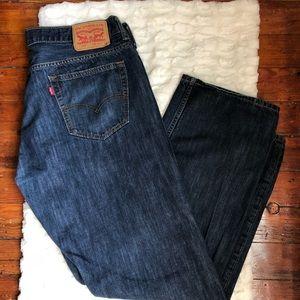 Men's Levi 569 Jeans